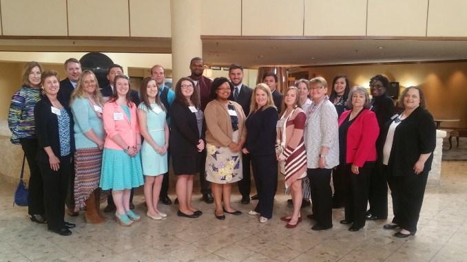 Student Leadership Academy Graduates 2017 Image