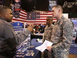Veterans Job Fair Image