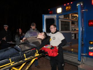CVCC Paramedic Students | Jordan Hensley Photo