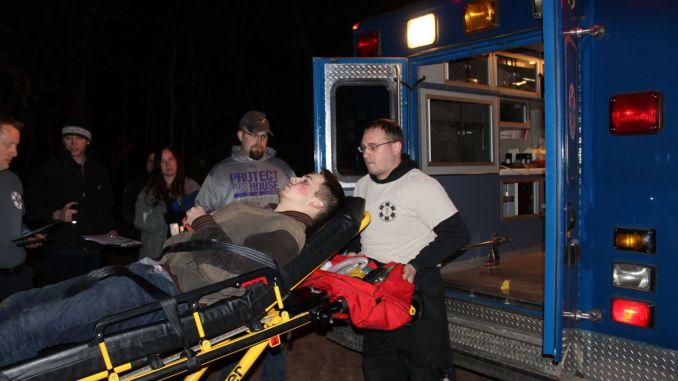 CVCC Paramedic Students | Jordan Hensley Photo