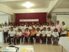 Participants from various barangays and cooperative groups