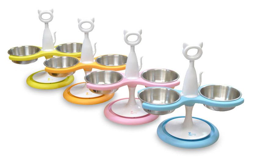 Unusual Cat Food Bowls