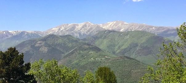 The Pyrénées
