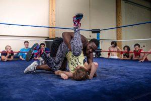 Séminaire de Lucha-Libre