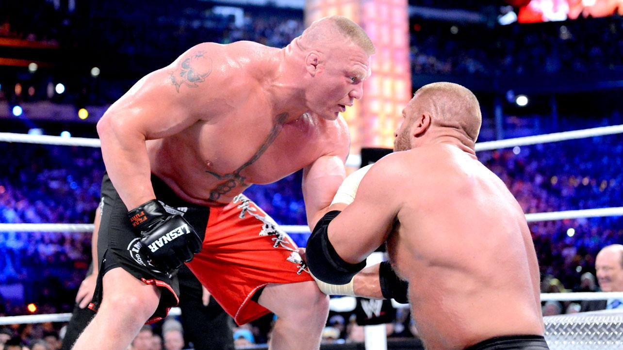 Photos Brock Lesnar WWE Raw Catcheur WWE Raw Page