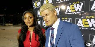 La AEW embauche des employés Impact Wrestling