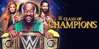 Résultats Clash Of Champions
