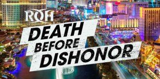 Résultats ROH Death Before Dishonor 2019