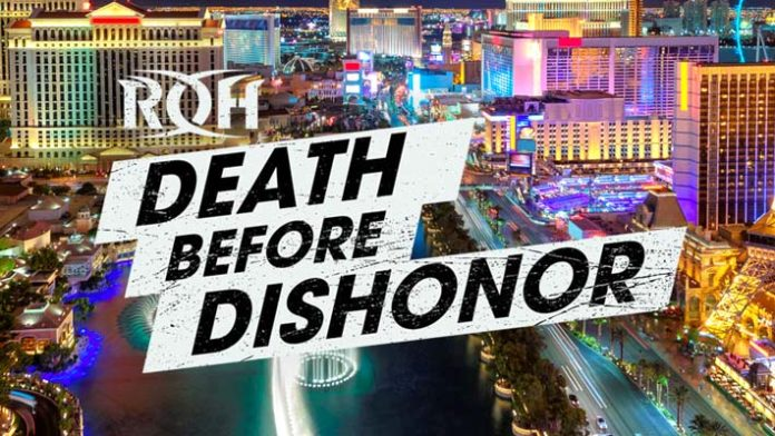 Résultats ROH Death Before Dishonor 2019