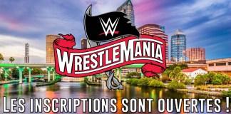 Voyage à WrestleMania 36 avec CatchClub