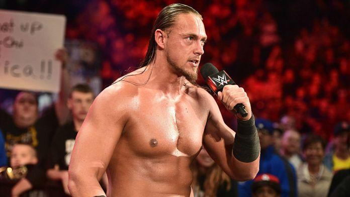 Big Cass de retour à la WWE ?