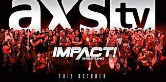 IMPACT Wrestling passe sur AXS TV