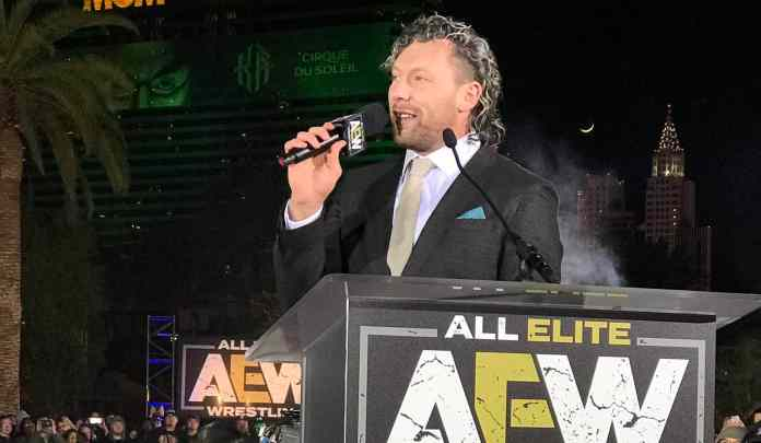 Kenny Omega dégomme WWE NXT