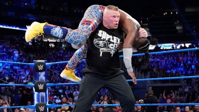 Résultats WWE Smackdown Live 17 Septembre 2019