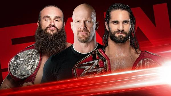 WWE RAW 9 Septembre 2019