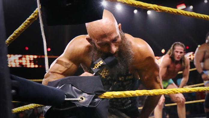Résultats WWE NXT 30 Octobre 2019