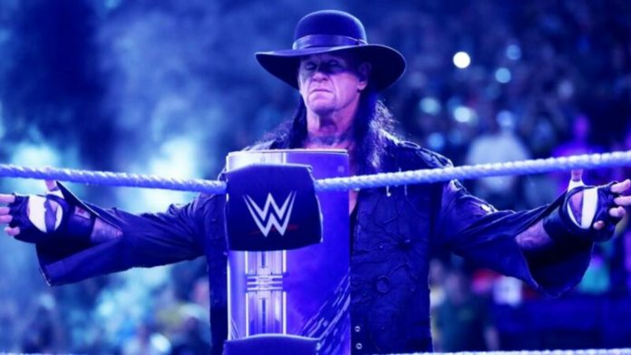 The Undertaker absent à Smackdown