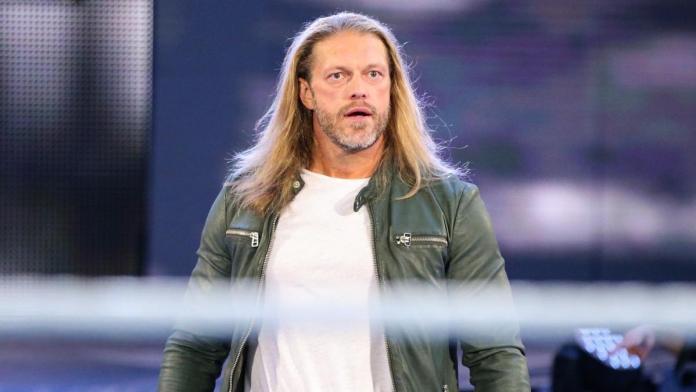 Edge de retour dans les rings WWE ?
