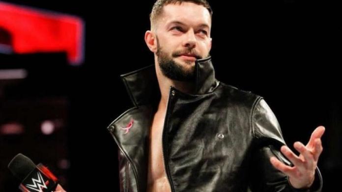 Finn Balor parle de son retour à NXT