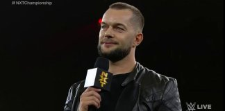 Finn Balor de retour à WWE NXT