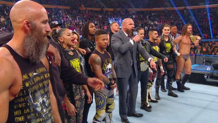 Résultats WWE Smackdown 1 Novembre 2019