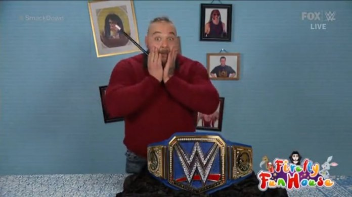 Résultats WWE Smackdown 15 Novembre 2019
