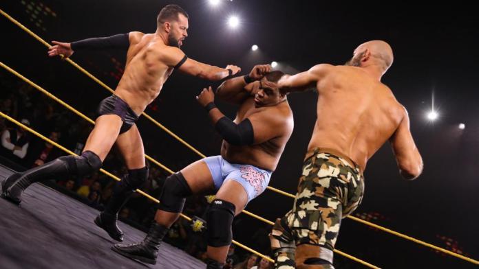 Résultats WWE NXT 11 Décembre 2019