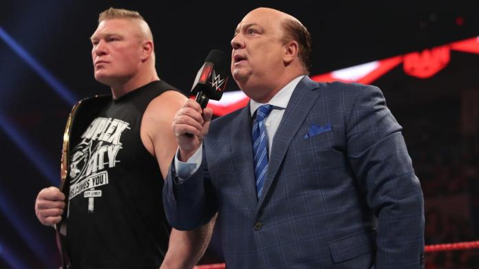 Brock Lesnar fera parti du Royal Rumble Match