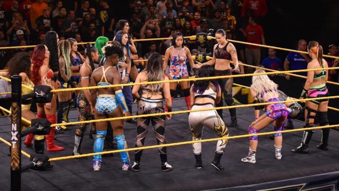 Résultats WWE NXT 15 Janvier 2020