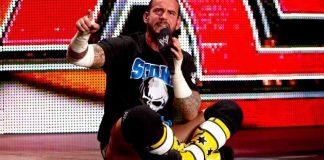 CM Punk insulte The Miz