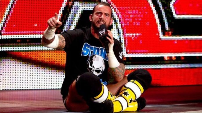 CM Punk insulte The Miz