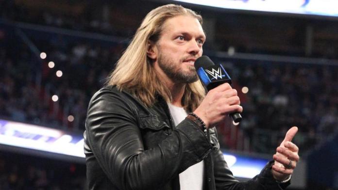 Edge bientôt de retour à la WWE ?