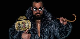 Marty Scurll re-signe à la ROH