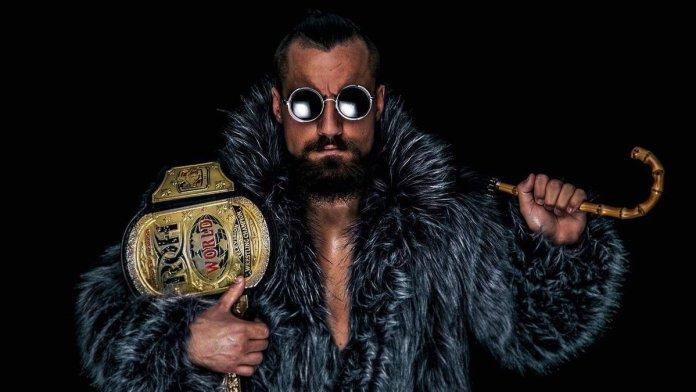 Marty Scurll re-signe à la ROH