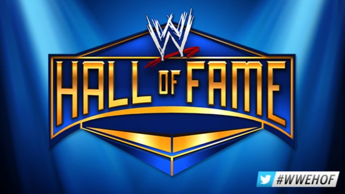 JBL et The British Bulldog au WWE Hall Of Fame 2020