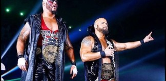 Gallows Anderson Impact Wrestling