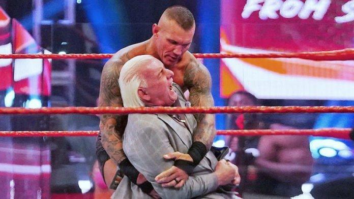 Randy Orton Ric Flair