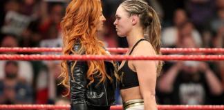 Ronda Rousey Becky Lynch