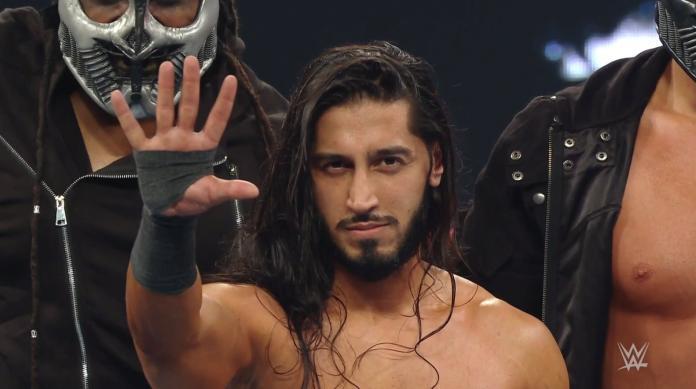Mustafa Ali RAW