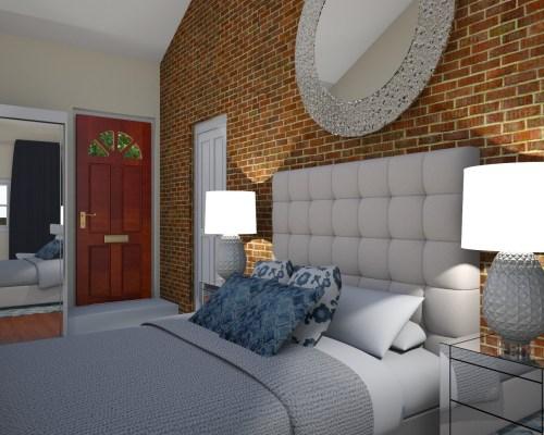 Teal Dreams Guest Suite