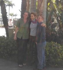 Martha, Adam, & I