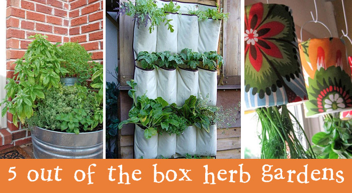 5 Fantastic Herb Garden Ideas Creative T Ideas & News At