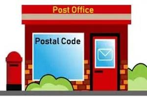 postal code kya hai