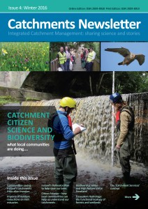 Winter Catchments Newsletter Cover