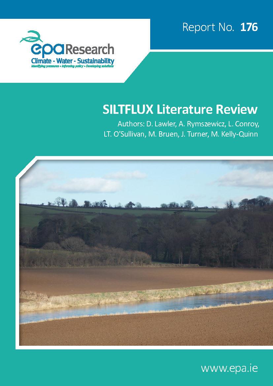 SILTFLUX Literature Review Cover