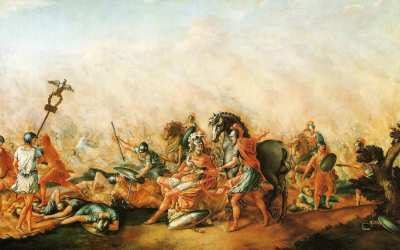 October 6th, 105 BC | The Battle of Arausio
