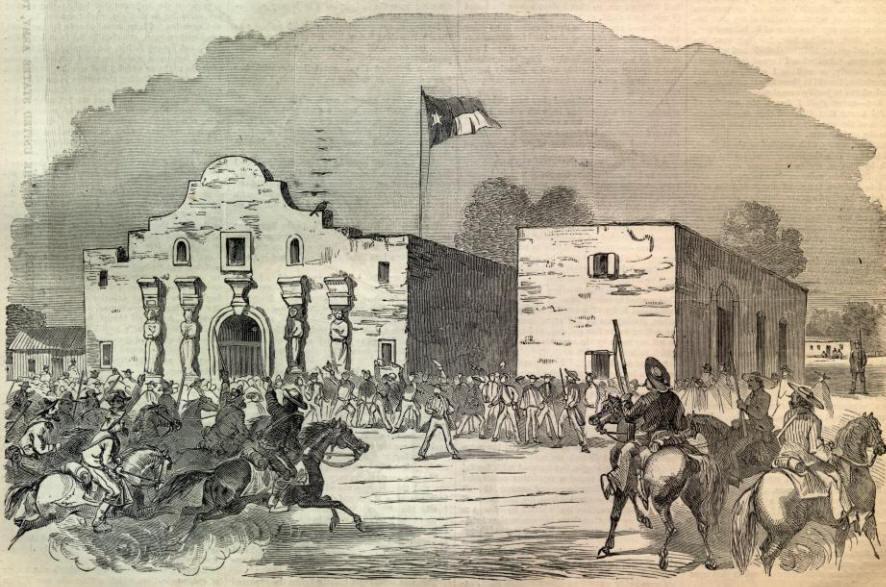 March 6th, 1836   The Alamo