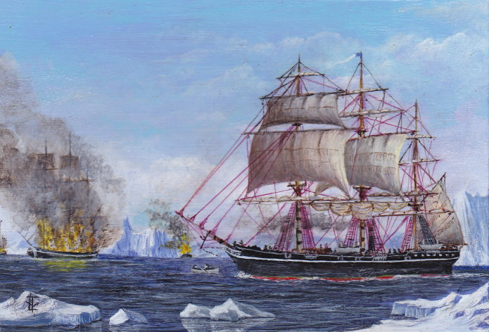 November 6th, 1865 | CSS Shenandoah Surrenders
