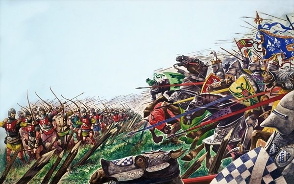 October 25th, 1415 | The Battle of Agincourt