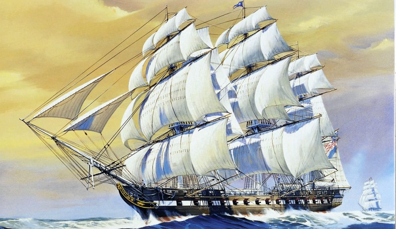 August 19th, 1812 | USS Constitution Defeats HMS Guerriere